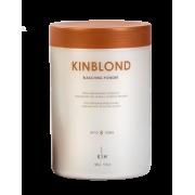 Pudra decoloranta pentru par blond  KinBlond